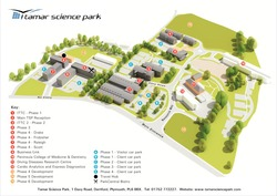 Tamarside Science Park 3D