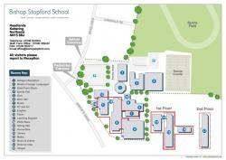 Bishop Stopford School campus plan
