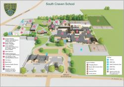 South Craven School, Cross Hills, North Yorkshire